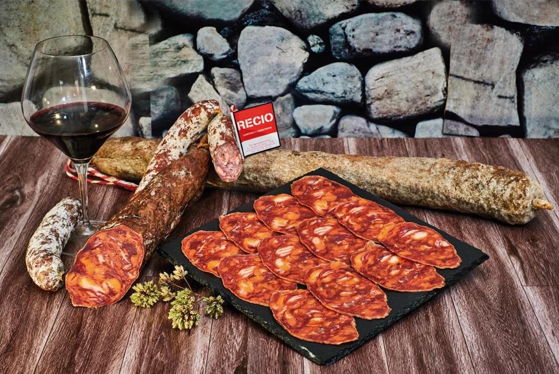 charcuterie chorizo bellota