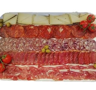 plateau charcuterie / fromage cebo