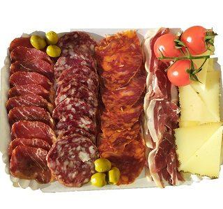 Petit plateau charcuterie / fromage